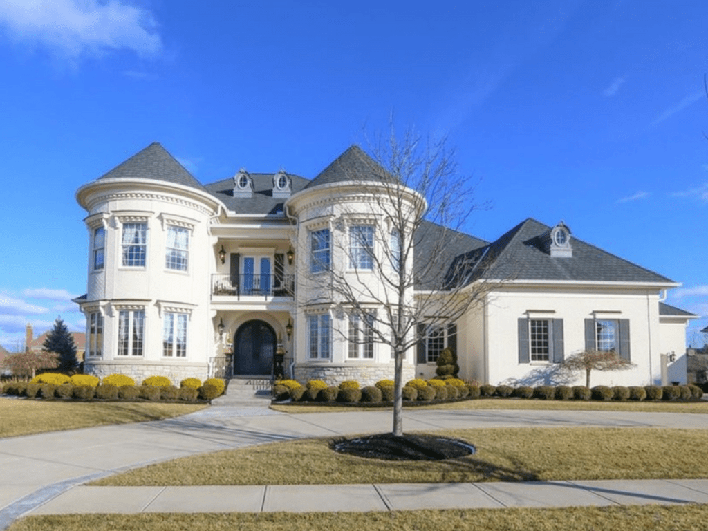 Long Cove Custom Luxury Home of Deerfield Township by Hensley Custom Building Group