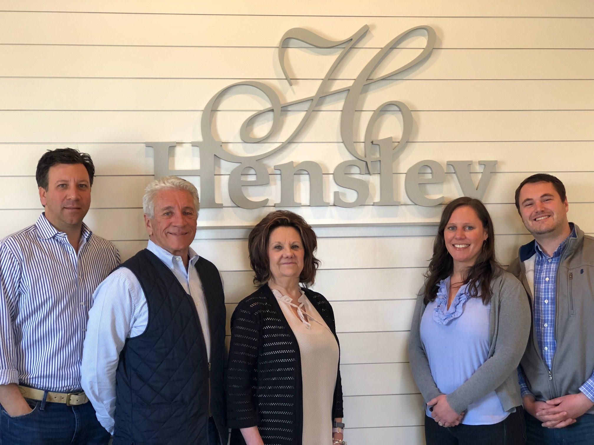 Hensley Custom Building Group Team