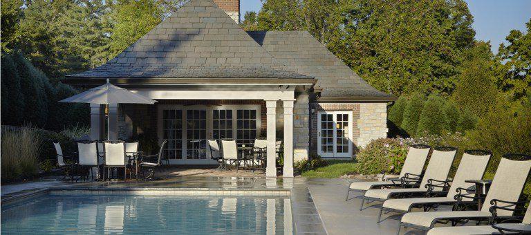 Outdoor Luxury Pool